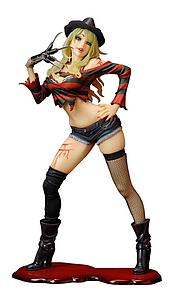 Bishoujo Freddy vs. Jason Horror Statue: Freddy Krueger