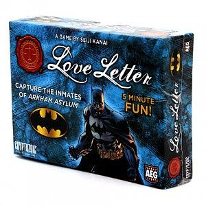 Love Letter: Batman (Boxed Version)