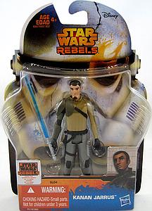 Star Wars Rebel Saga Legends: Kanan Jarrus (SL04)