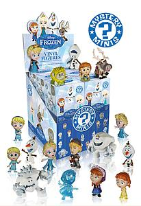 Mystery Minis Blind Box: Disney Frozen (12 Packs) (Retired)