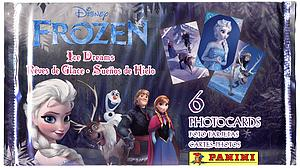 Panini Disney Frozen Ice Dreams Photocards Pack