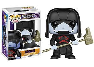 Pop! Marvel Guardians of the Galaxy Vinyl Bobble-Head Ronan #75 (Vaulted)
