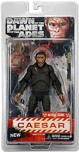 "Dawn of the Planet of the Apes Classic 7"": Caesar (Shotgun)"