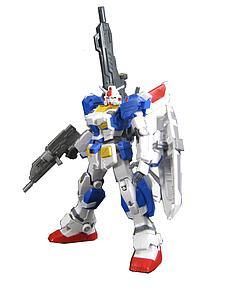 Gundam High Grade Universal Century 1/144 Scale Model Kit: #098 RX-78-3 Full Armor Gundam 7th