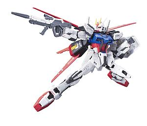 Gundam Real Grade Excitement Embodied 1/144 Scale Model Kit: #03 Aile Strike Gundam