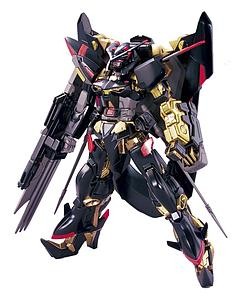 Gundam High Grade Gundam Seed 1/144 Scale Model Kit: #59 Gundam Astray Gold Frame Amatsu Mina