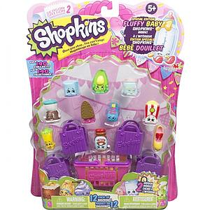 Shopkins Season 2 Figure: 12-Pack (Random Pack)