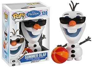 Pop! Disney Frozen Vinyl Figure Summer Olaf #120 (Retired)