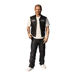 "Sons of Anarchy 12"" Jax Teller"