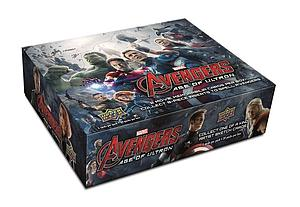 Upper Deck Marvel's Avengers: Age of Ultron Trading Cards