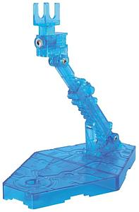 Gundam Action Base 1/144 Scale Stand: Aqua Blue