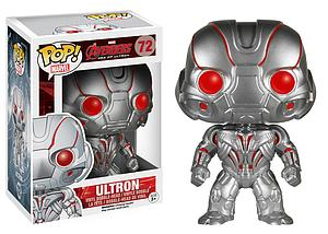 Pop! Marvel Avengers Age of Ultron Vinyl Figure Ultron #72 (Vaulted)