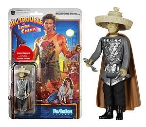 ReAction Figures Big Trouble in Little China Series Lightning