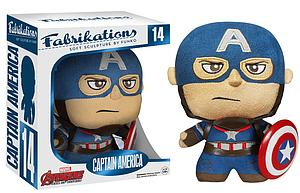 Fabrikations #14 Captain America (Retired)