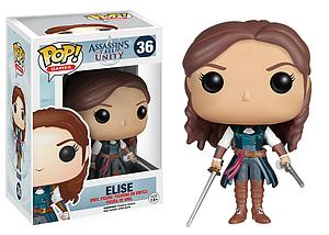 Pop! Games Assassin's Creed Unity Vinyl Figure Elise #36 (Retired)