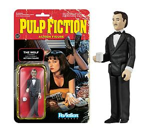 ReAction Figures Pulp Fiction Movie Series The Wolf