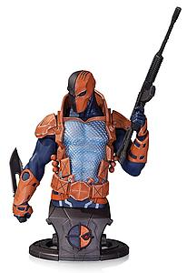 "DC Collectibles Super Villains 8"" Bust Statue: Deathstroke"