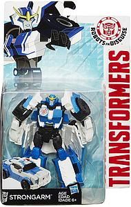 Transformers Robots in Disguise Warrior Class Strongarm