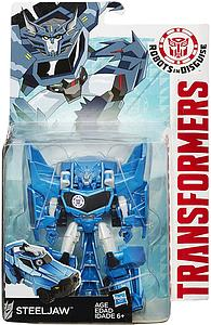Transformers Robots in Disguise Warrior Class: Steeljaw