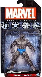 Marvel Universe 3 3/4 Inch Infinite Series: Grey Beast