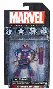 Marvel Universe 3 3/4 Inch Infinite Series: Marvel's Hawkeye