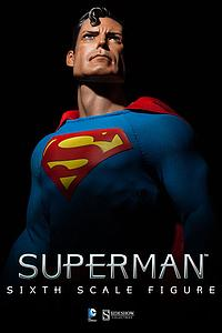 Sideshow Collectibles DC 1/6 Scale Superman