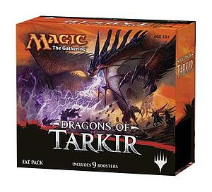 Magic the Gathering: Dragons of Tarkir - Fat Pack
