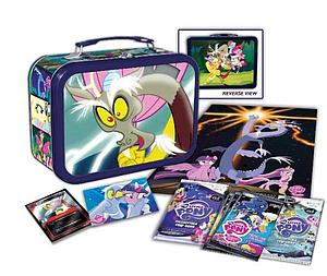 My Little Pony Friendship is Magic Trading Cards: Discord Collector's Tin