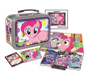 My Little Pony Friendship is Magic Trading Cards: Pinkie Pie & Maud Pie Collector's Tin