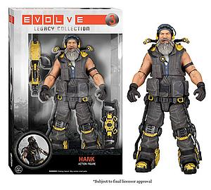 Legacy Collection Evolve: Hank #3 (Vaulted)