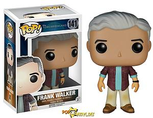 Pop! Disney Tomorrowland Vinyl Figure Frank Walker #141 (Retired)