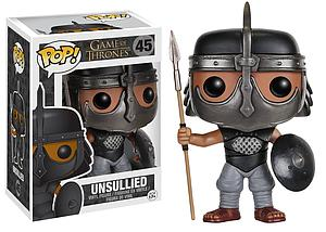 Pop! Television Game of Thrones Vinyl Figure Unsullied #45 (Retired)