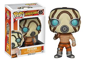 Pop! Games Borderlands Vinyl Figure Psycho #45 (Vaulted)