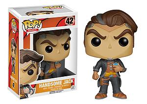 Pop! Games Borderlands Vinyl Figure Handsome Jack #42