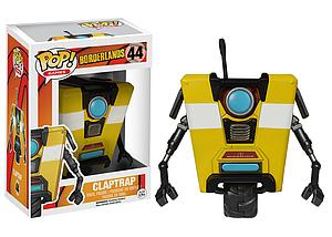 Pop! Games Borderlands Vinyl Figure Claptrap #44 (Retired)
