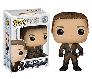 Pop! Television Once Upon a Time Vinyl Figure Prince Charming #270