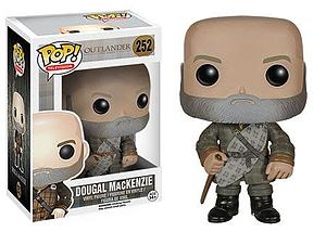 Pop! Television Outlander Vinyl Figure Dougal Mackenzie #252 (Retired)