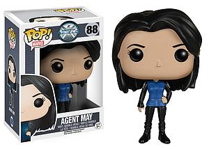 Pop! Marvel Agents of S.H.I.E.L.D Vinyl Bobble-Head Agent May #88 (Vaulted)