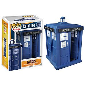 Pop! Television Doctor Who Vinyl Figure Tardis #227