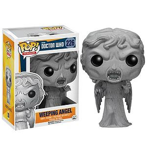 Pop! Television Doctor Who Vinyl Figure Weeping Angel #226 (Vaulted)