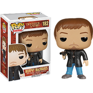 Pop! Movies The Boondock Saints Vinyl Figure Murphy MacManus #182 (Retired)