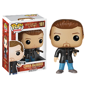 Pop! Movies The Boondock Saints Vinyl Figure Connor MacManus #181 (Retired)