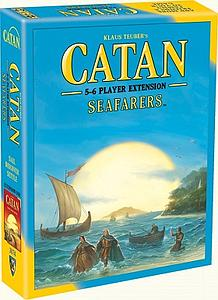 Catan: Seafarers 5-6 Player Extension (5th Edition)