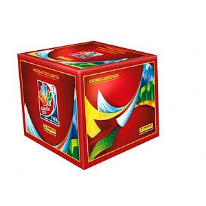 2015 Panini FIFA Women's World Cup Canada Sticker Box