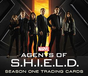 Rittenhouse Marvel Agents of S.H.I.E.L.D Season 1 Trading Cards: Booster Box (24 Packs)