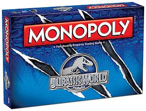 Monopoly: Jurassic World Collector's Edition