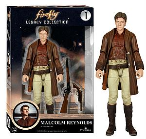 Legacy Collection Firefly: Malcolm Reynolds #1 (Vaulted)