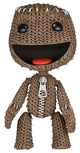 Little Big Planet Series 1 Happy Sackboy