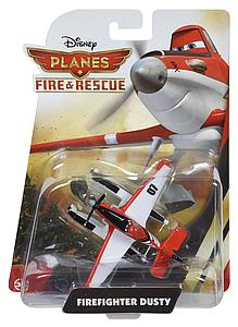 Disney Planes Fire & Rescue Die-Cast Vehicle: Firefighter Dusty