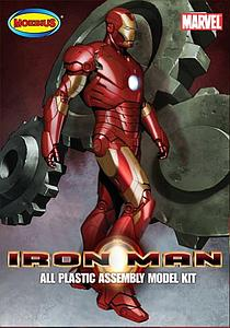 "Moebius Iron Man 3 Model Kits 9"" Scale Iron Man"